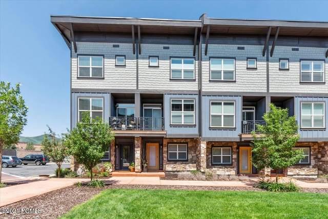1370 Center Drive #3, Park City, UT 84098 (MLS #12102867) :: High Country Properties