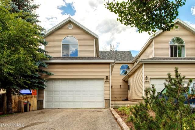 2277 Monarch Drive, Park City, UT 84060 (MLS #12102869) :: Lookout Real Estate Group