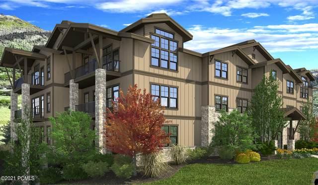 1114 Helling Circle #104, Heber City, UT 84032 (MLS #12102894) :: Lookout Real Estate Group