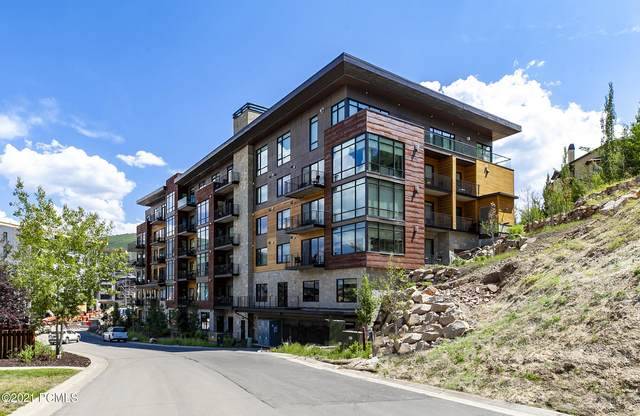 2431 High Mountain Road #401, Park City, UT 84098 (MLS #12102900) :: High Country Properties