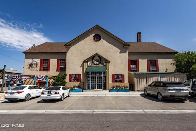 95 S Main Street, Kamas, UT 84036 (MLS #12102902) :: Lawson Real Estate Team - Engel & Völkers