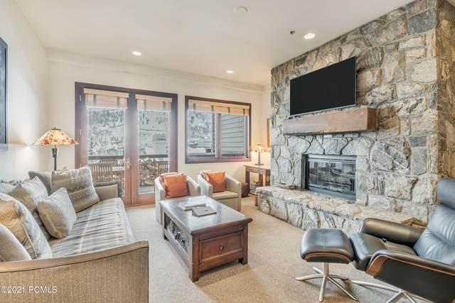 2100 Deer Valley Drive #402, Park City, UT 84060 (MLS #12102916) :: Lookout Real Estate Group