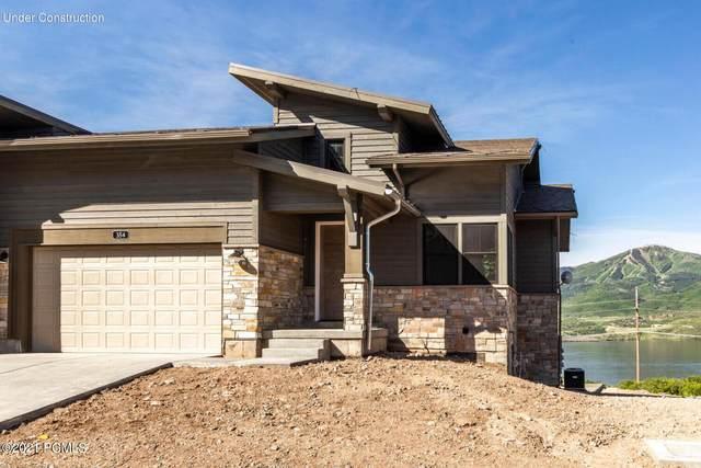 11703 N Shoreline Drive, Hideout, UT 84036 (MLS #12102918) :: High Country Properties