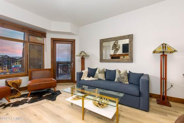 3720 N Sundial Court B307, Park City, UT 84098 (MLS #12102926) :: Lawson Real Estate Team - Engel & Völkers