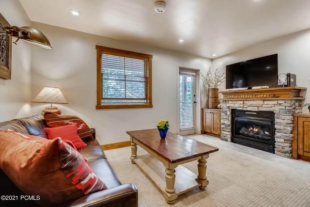 2260 Park Avenue #8, Park City, UT 84060 (MLS #12102930) :: Lookout Real Estate Group