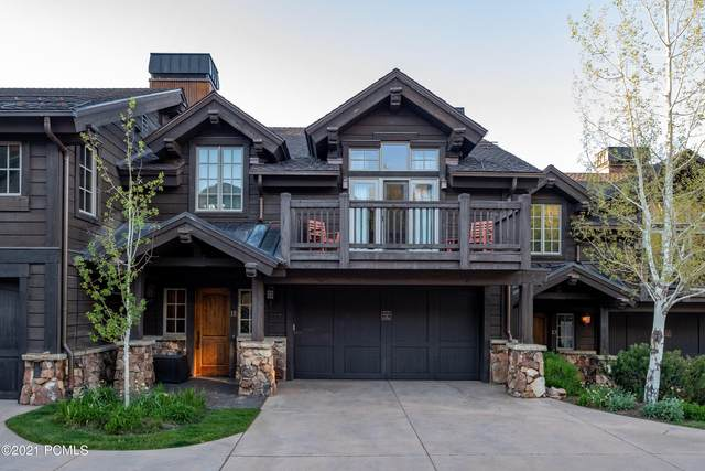 8789 Marsac Avenue #18, Park City, UT 84060 (MLS #12102932) :: Lookout Real Estate Group