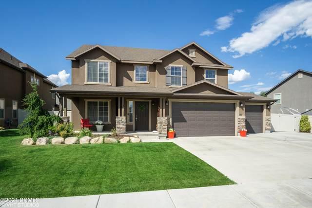 811 E Sandhill Court, Lehi, UT 84043 (MLS #12102933) :: High Country Properties