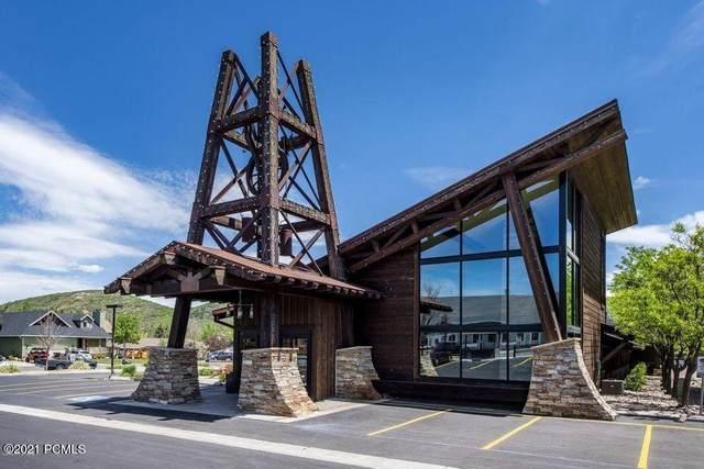 2255 Sidewinder Drive #636, Park City, UT 84060 (MLS #12102946) :: High Country Properties