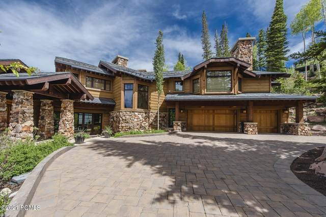 110 White Pine Canyon Road, Park City, UT 84060 (MLS #12102965) :: Lookout Real Estate Group