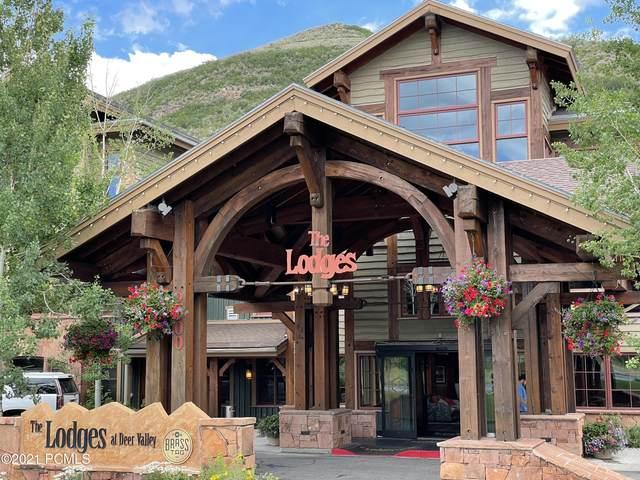2900 Deer Valley Drive, Park City, UT 84060 (MLS #12102975) :: Lawson Real Estate Team - Engel & Völkers