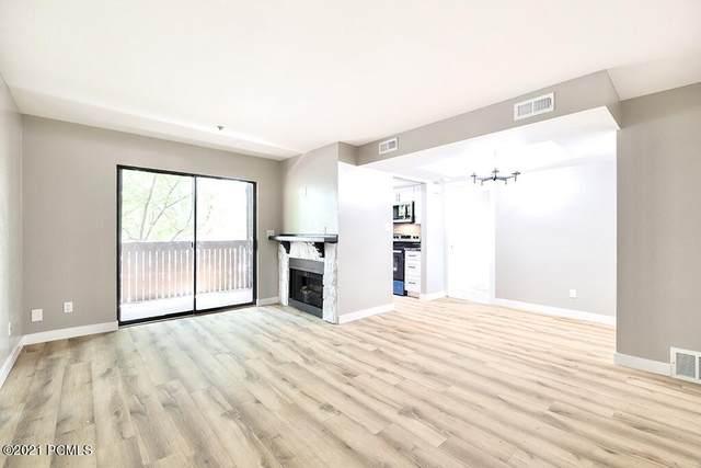 6831 N 2200 W 12J, Park City, UT 84098 (MLS #12102977) :: Lawson Real Estate Team - Engel & Völkers