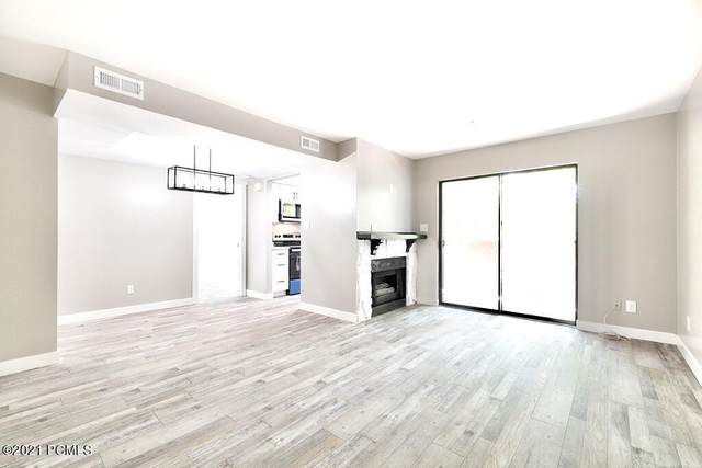 6831 N 2200 W 12I, Park City, UT 84098 (MLS #12102978) :: Lawson Real Estate Team - Engel & Völkers