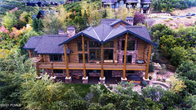 3838 Solamere Drive, Park City, UT 84060 (MLS #12102981) :: Lookout Real Estate Group