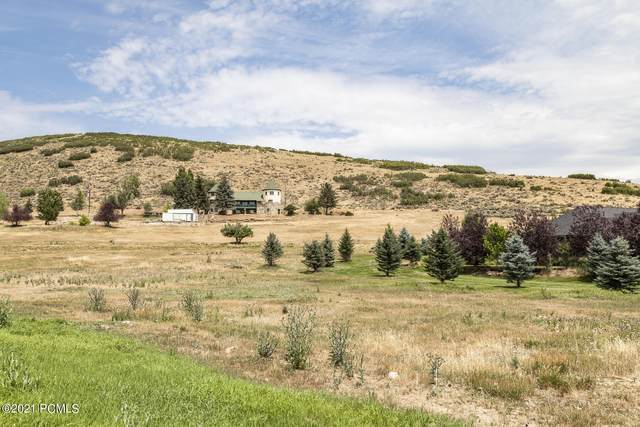 233 E Deer Ridge Way, Midway, UT 84049 (MLS #12102994) :: High Country Properties