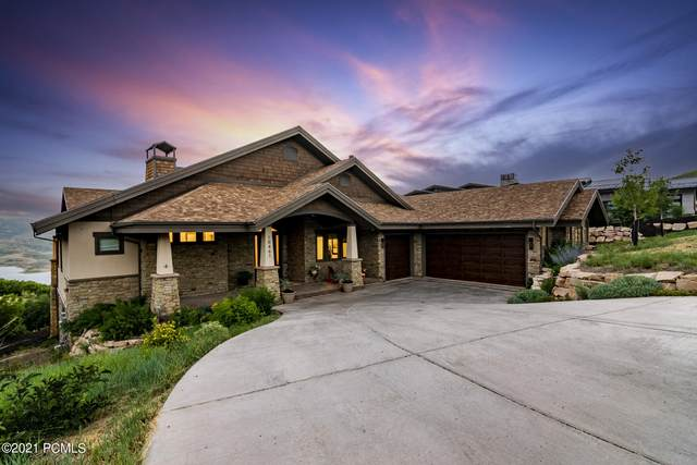 10461 N Forevermore Court, Hideout, UT 84036 (MLS #12102997) :: High Country Properties