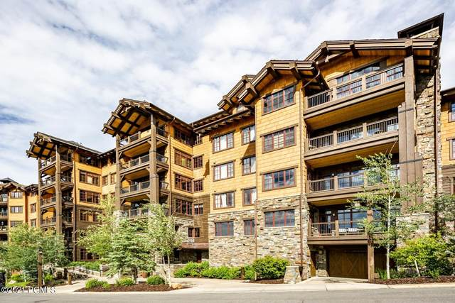 8894 Empire Club Drive #208, Park City, UT 84060 (MLS #12103000) :: Lookout Real Estate Group