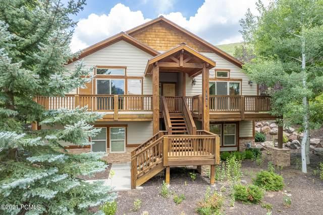 12472 N Ross Creek Drive, Heber City, UT 84032 (MLS #12103001) :: High Country Properties