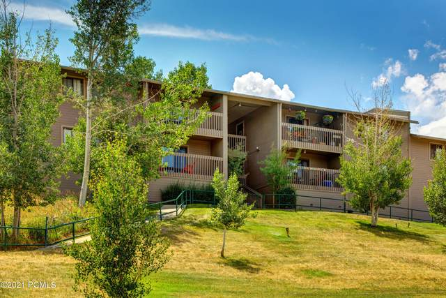 1680 Upper Ironhorse Loop D-4, Park City, UT 84060 (MLS #12103004) :: Lookout Real Estate Group