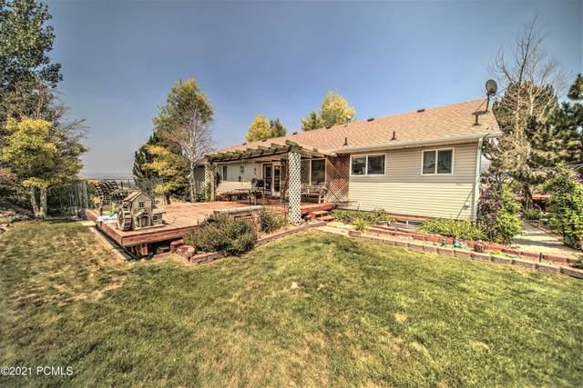 824 W Bradbury Canyon Lane, Coalville, UT 84017 (MLS #12103012) :: High Country Properties