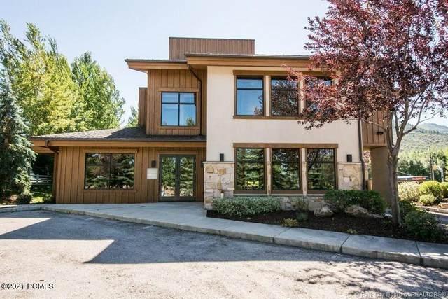 4580 Silver Springs Drive, Park City, UT 84098 (MLS #12103017) :: High Country Properties