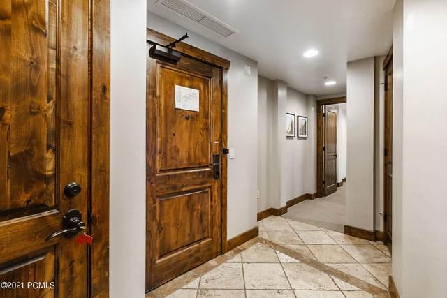3558 N Escala Court #150, Park City, UT 84098 (MLS #12103028) :: High Country Properties