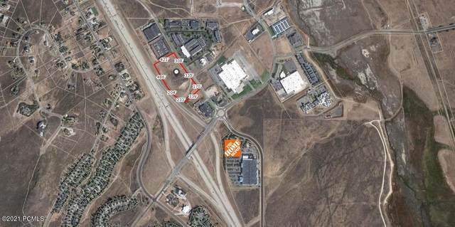 6417 N Pace Frontage Road, Park City, UT 84098 (MLS #12103034) :: High Country Properties
