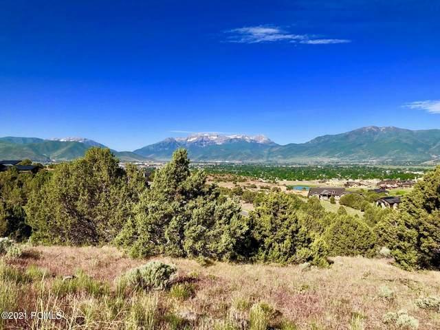 2366 E Flat Top Mountain Drive, Heber City, UT 84032 (MLS #12103036) :: High Country Properties