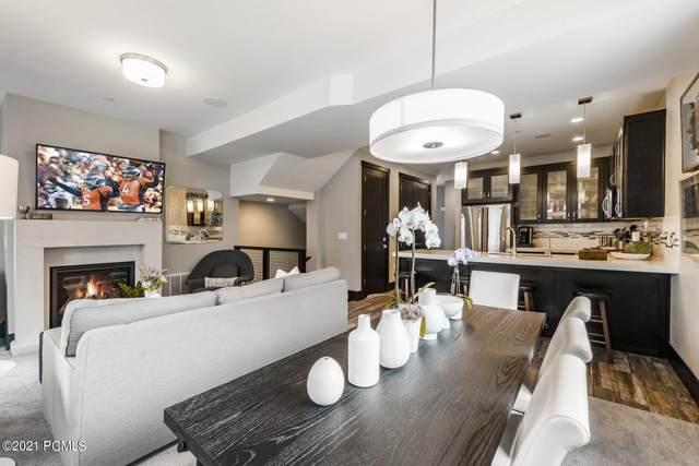 3815 Blackstone Drive #31, Park City, UT 84098 (MLS #12103038) :: High Country Properties