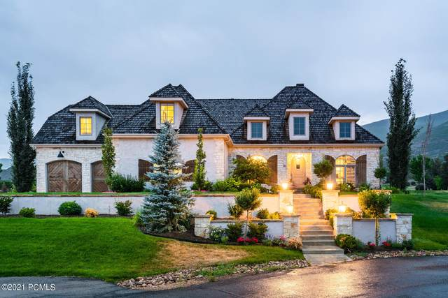 1010 S Cascade Falls Circle, Midway, UT 84049 (MLS #12103039) :: High Country Properties