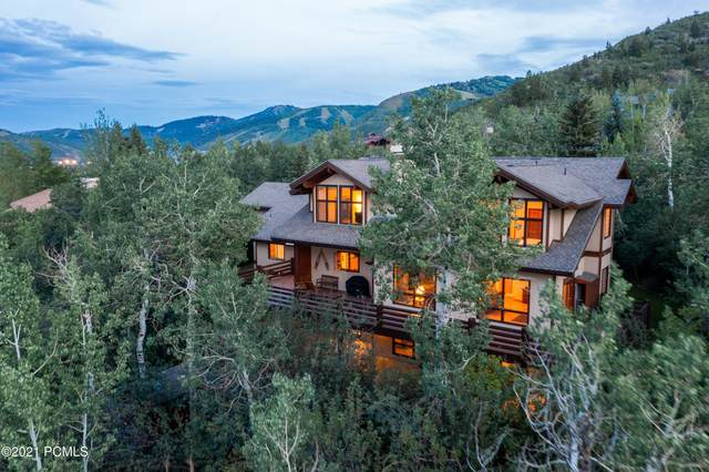 2431 Iron Mountain Drive, Park City, UT 84060 (MLS #12103044) :: Lookout Real Estate Group