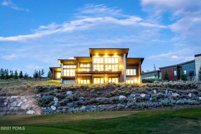 6441 W Golden Bear Loop, Park City, UT 84098 (MLS #12103050) :: High Country Properties