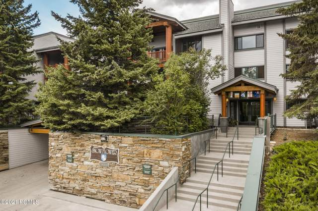 401 Silver King Drive #1, Park City, UT 84060 (MLS #12103059) :: High Country Properties