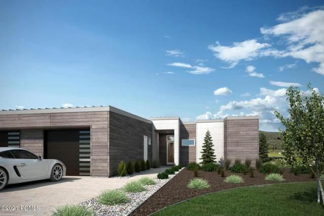 6350 Double Deer Loop, Park City, UT 84098 (MLS #12103066) :: High Country Properties