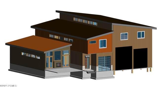 6400 Parkridge Drive, Park City, UT 84098 (MLS #12103071) :: Summit Sotheby's International Realty