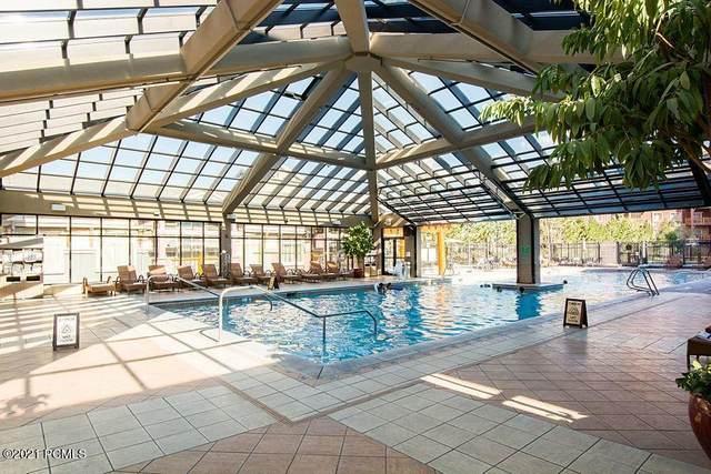 3000 Canyons Resort Drive #10-807 Week 15, Park City, UT 84098 (MLS #12103077) :: High Country Properties