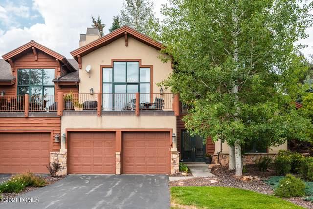 4 Gallivan Court, Park City, UT 84060 (MLS #12103082) :: Lookout Real Estate Group