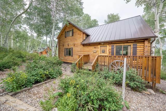 82 N Buck Run, Oakley, UT 84055 (MLS #12103088) :: High Country Properties
