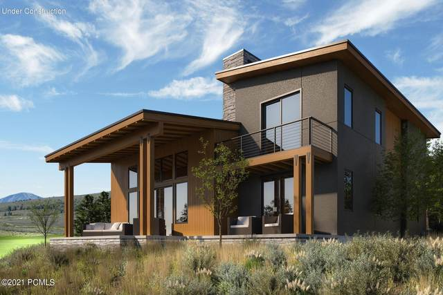 5886 Cobalt Circle, Park City, UT 84098 (MLS #12103149) :: Lookout Real Estate Group