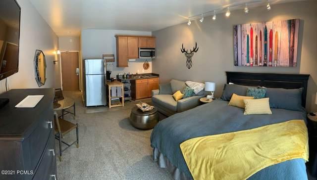 2255 Sidewinder Drive #608, Park City, UT 84060 (MLS #12103157) :: High Country Properties