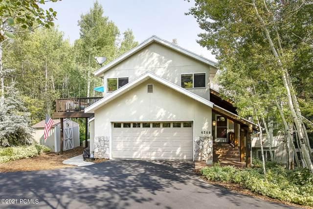 4348 W Hidden Cove Road, Park City, UT 84098 (MLS #12103254) :: High Country Properties