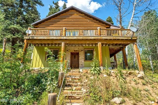 1418 Alexander Canyon Road, Coalville, UT 84017 (MLS #12103267) :: Lookout Real Estate Group