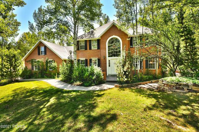 3533 Big Spruce Way, Park City, UT 84098 (MLS #12103302) :: Lookout Real Estate Group
