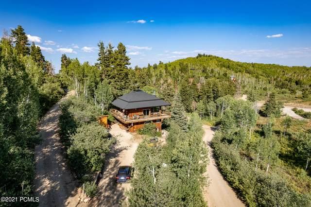 2421 S Navajo Drive, Wanship, UT 84017 (MLS #12103334) :: Lookout Real Estate Group