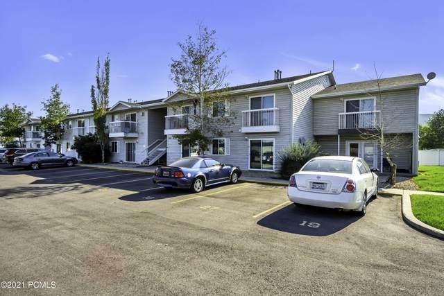 595 S Main Street #17, Kamas, UT 84036 (MLS #12103400) :: Summit Sotheby's International Realty