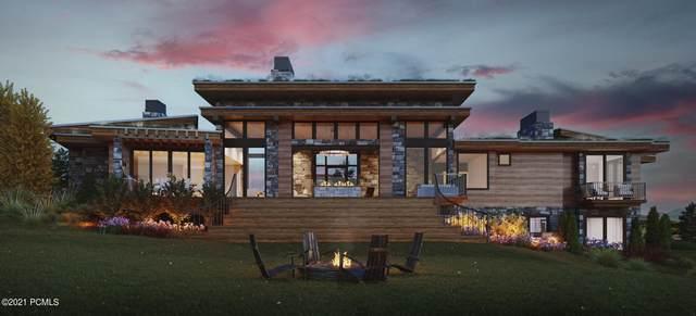 8710 N Promontory Ridge, Park City, UT 84098 (MLS #12103414) :: High Country Properties