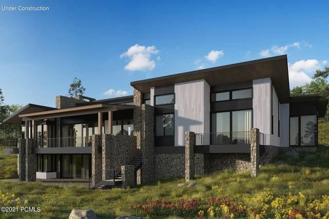 3204 Wapiti Canyon Road, Park City, UT 84098 (MLS #12103487) :: High Country Properties