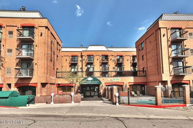 50 Shadow Ridge Road #4210, Park City, UT 84060 (MLS #12103536) :: High Country Properties