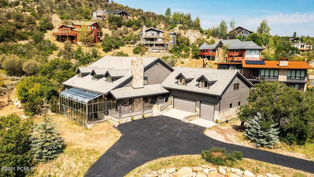 7745 Stagecoach Drive, Park City, UT 84098 (MLS #12103552) :: Lookout Real Estate Group