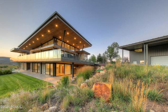 5795 Old Ranch Road, Park City, UT 84098 (MLS #12103597) :: High Country Properties