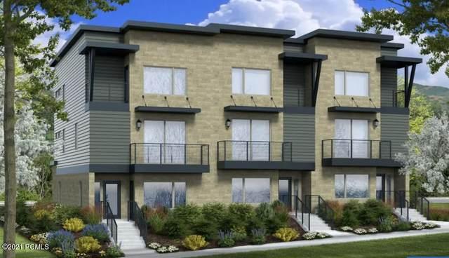1398 E Gambel Oak Way, Park City, UT 84098 (MLS #12103627) :: High Country Properties